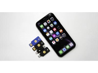 <Yubico iOS Аутентификация расширяется и теперь использует NFC
