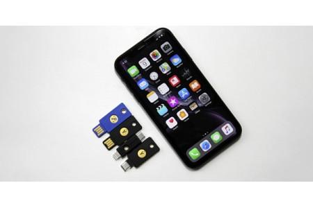 Yubico iOS Аутентификация расширяется и теперь использует NFC